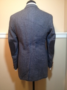 Blue Tweed Blazer4