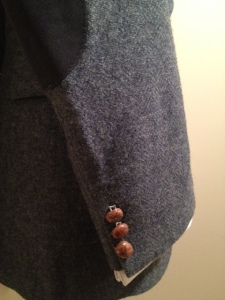 Blue Tweed Blazer5