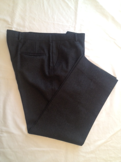 Wool Charcoal Suit3