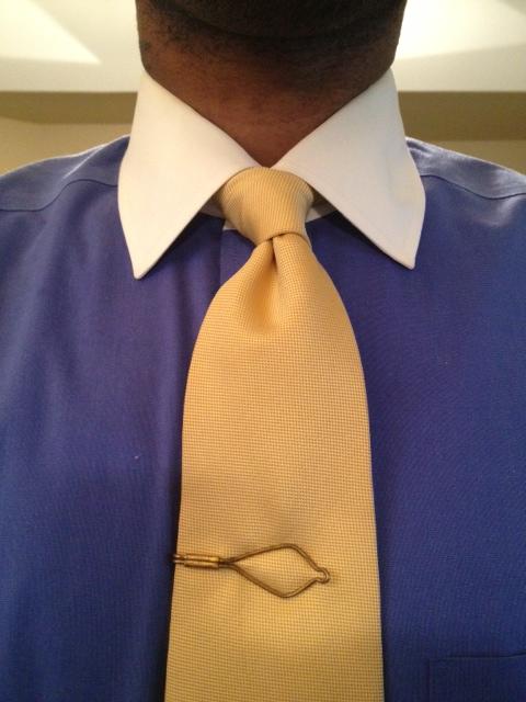 Double monk straps vintage dope dealer for Tie bar collar shirt