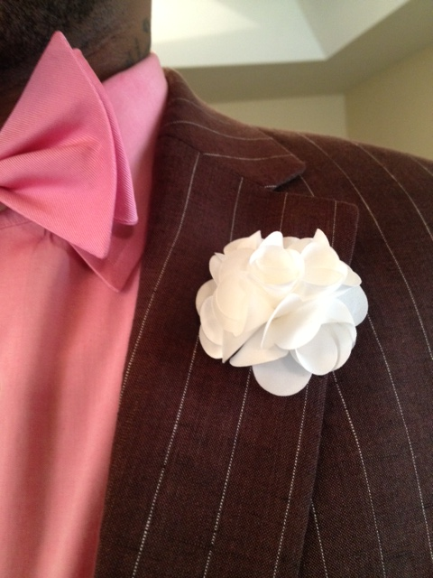 White flower lapel pin vintage dope dealer flower flower2 white flower lapel mightylinksfo