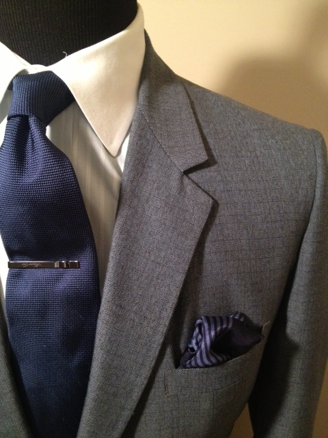 Plaid Slate Sport Coat2